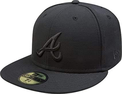 uk availability fdb52 12d1a Era MLB Atlanta Braves 59FIFTY Fitted Cap, 6-7 8