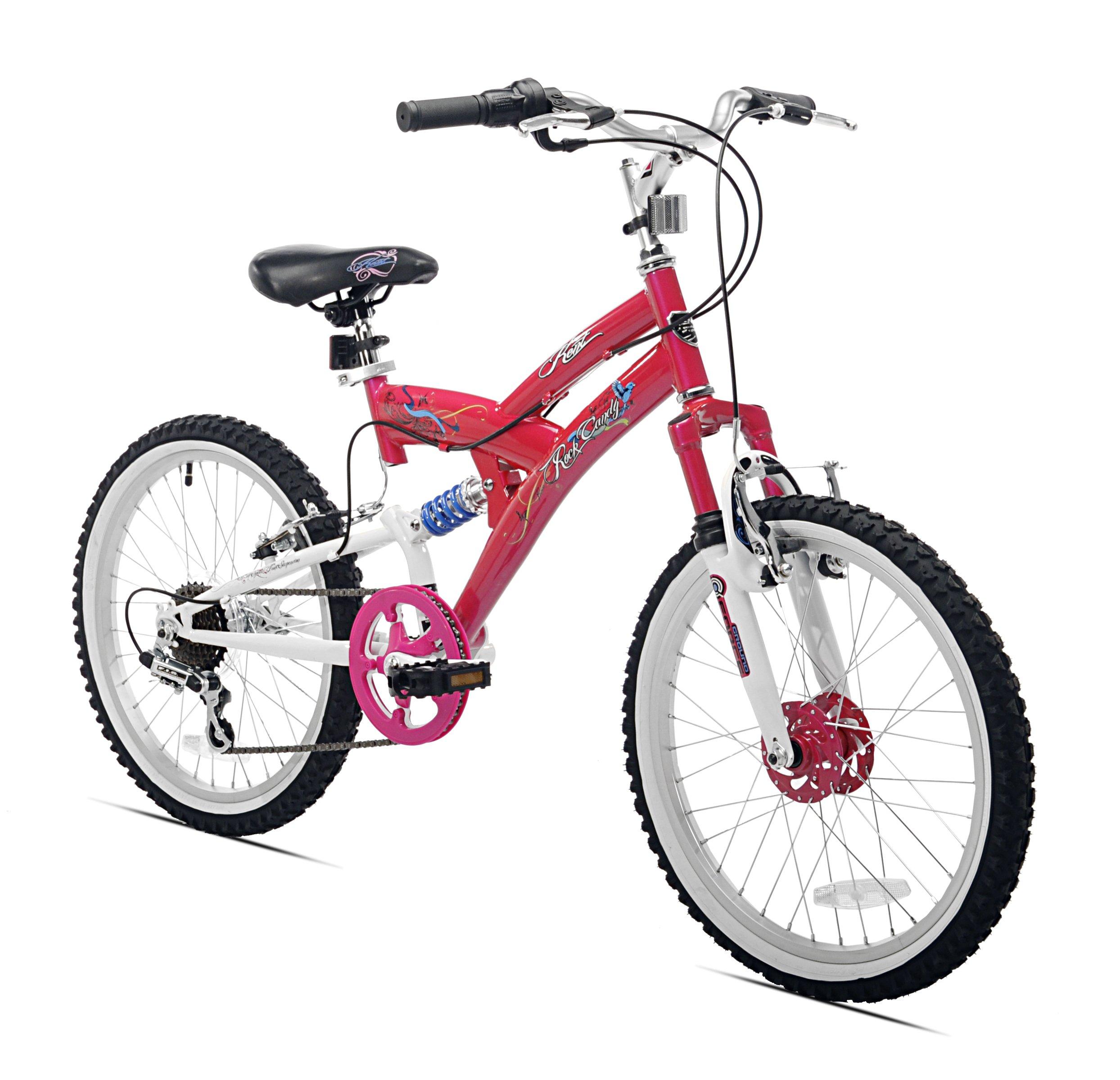 Kent Rock Candy Girls Bike, 20-Inch by Kent