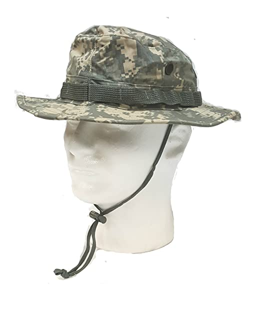 2340c2b8c66 US Army Genuine Military Issue Nylon Cotton Ripstop Boonie Hat ...