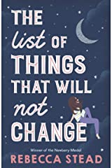 The List of Things That Will Not Change Kindle Edition