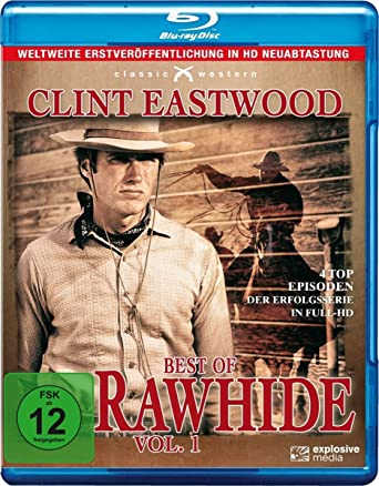 Rawhide Tausend Meilen Staub Best Of Vol 1 Blu Ray Amazon De