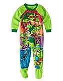 AME Sleepwear Teenage Mutant Ninja Turtles Footed