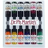 Dr. Ph. Martin's 400262-XXX Hydrus Fine Art Watercolor Bottles, 0.5 oz, Set of 12 (Set 2)