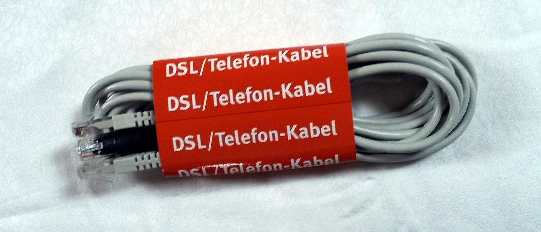 Y-Kabel für AVM Fritzbox 7113, 7140, 7141, 7150: Amazon.de ...