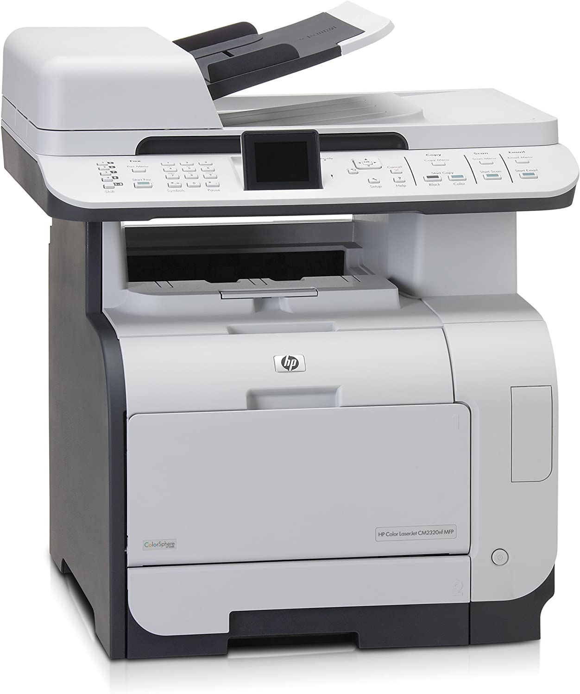 HP Color Laserjet CM2320NF - Impresora Multifunción: Amazon.es ...