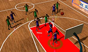 Basketball from Redand Green Apps