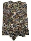 Hello Club Robes for Men Brown 3XL 100% Cotton
