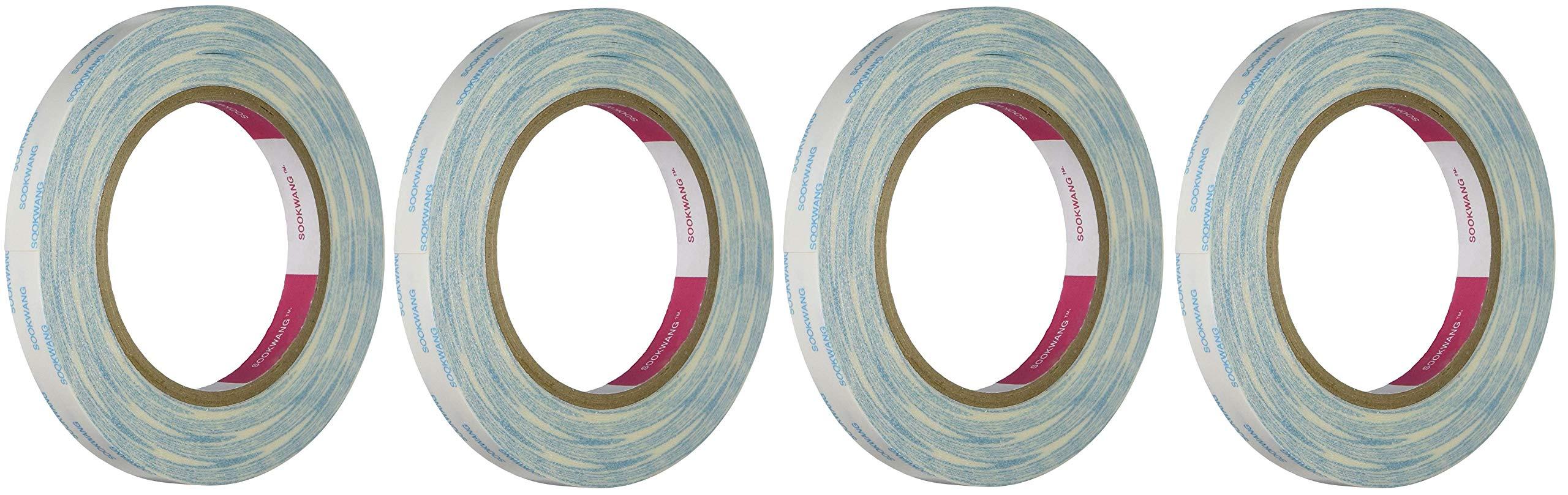 Scor-Pal SP203 Scor-Tape 1/2'' X 27yds- (Fоur Расk)