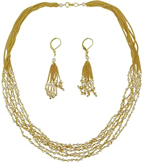 Jewelry & Watches Independent Traditional Bollywood Indian Women 4pc Necklace Set Wedding Party New Jewellery Bridal & Wedding Party Jewelry