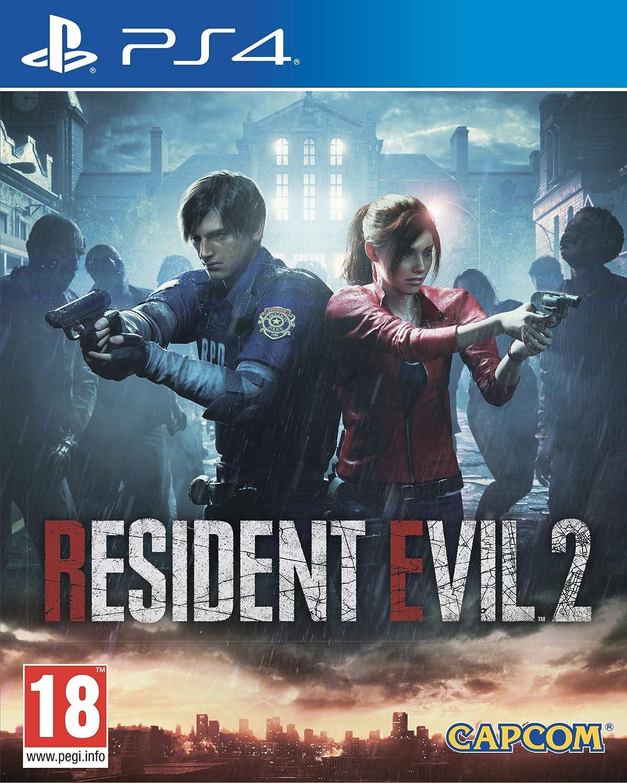 Resident Evil 2 - Edición Estándar: PlayStation 4: Amazon.es ...