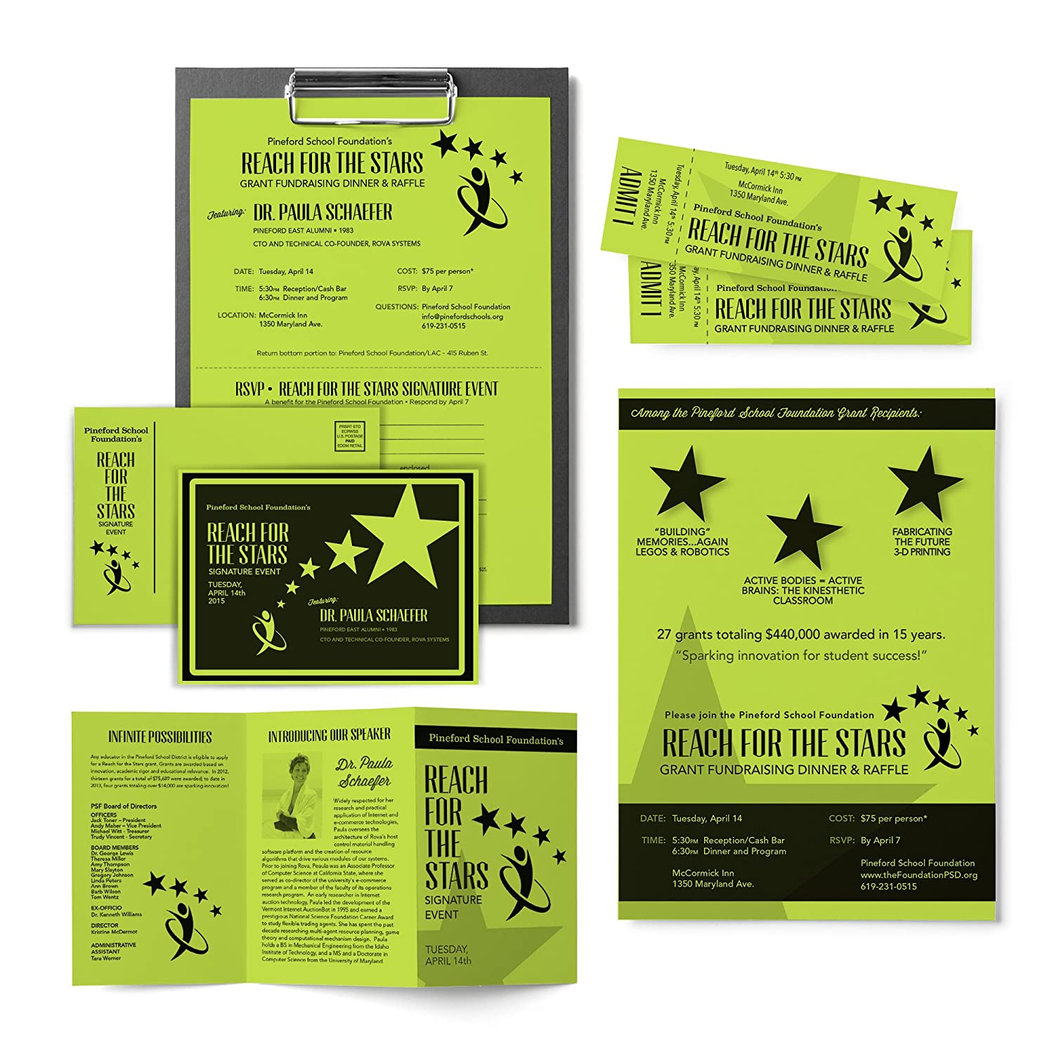 8.5 x 11-Inch Gamma Green 65-Pound 250 Sheets Neenah Astrobrights Colored Card Stock
