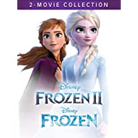 Deals on Disneys Frozen: 2- Movie Collection + Bonus HD Digital