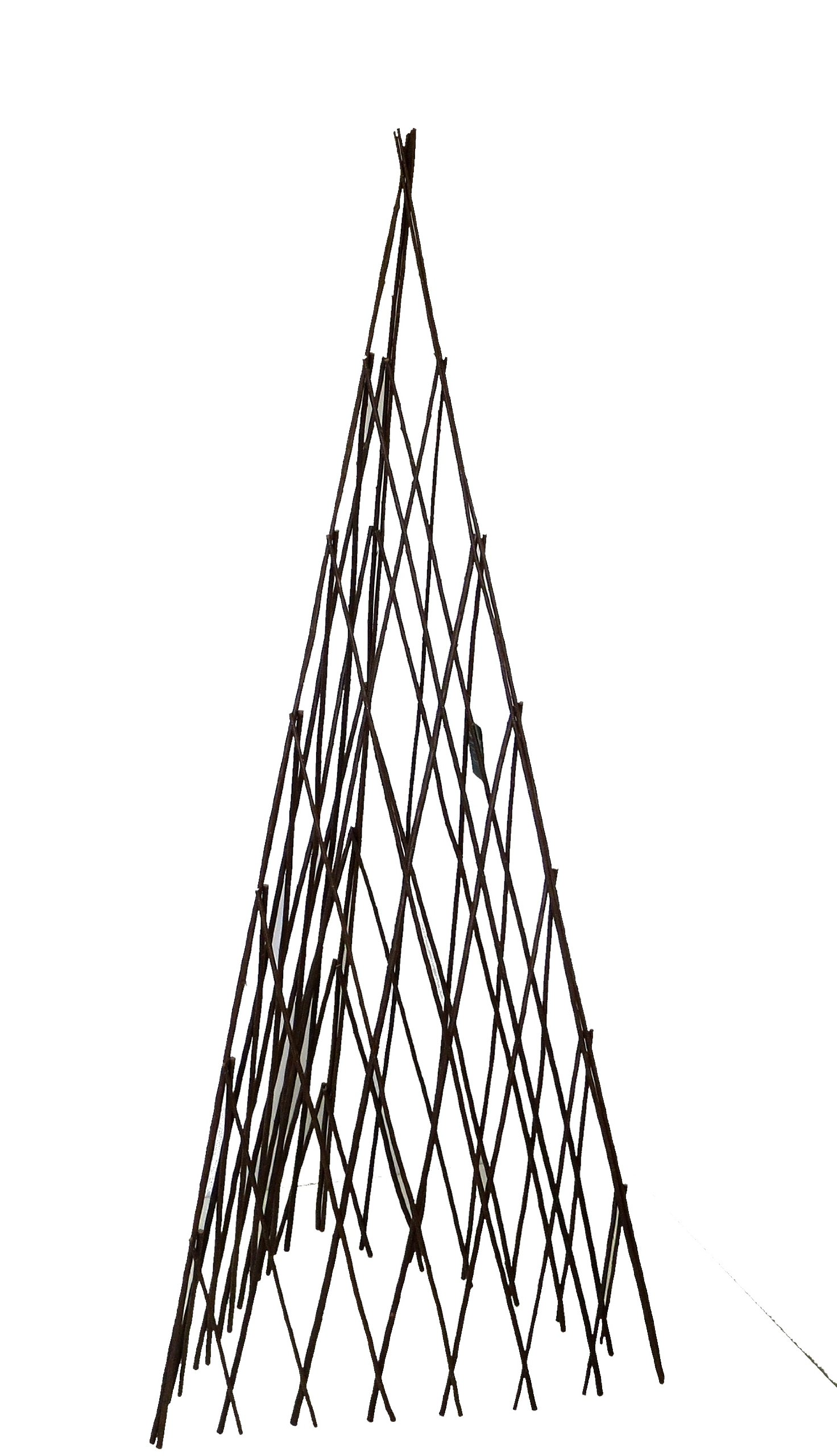 Master Garden Products Willow Expandable Teepee 14 By 72-Inch 2