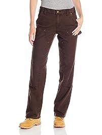 1551a116e6e Carhartt Women s Original Fit Crawford Double Front Pant