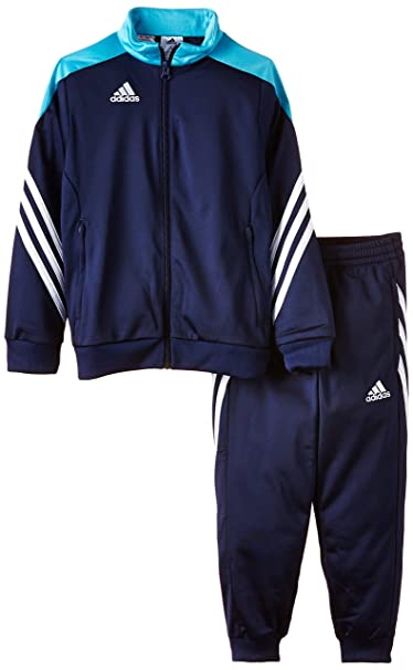 adidas Unisex Kinder Trainingsanzug Sereno14