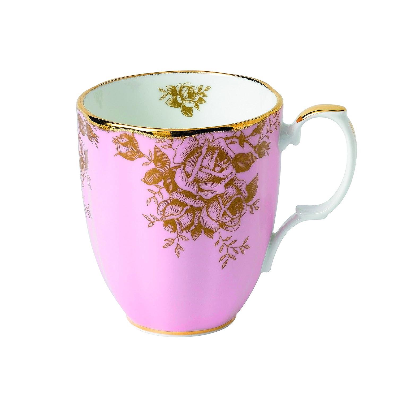 CDM product Royal Albert 100 Years 1960 Mug, 14.1 oz, Multicolor big image