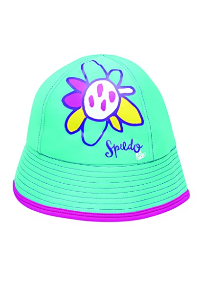 74fdbf7b778 Amazon.com  Speedo Kids  UPF 50+ Bucket Hat  Sports   Outdoors