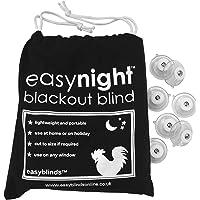 Easynight Rideau occultant portatif de voyage