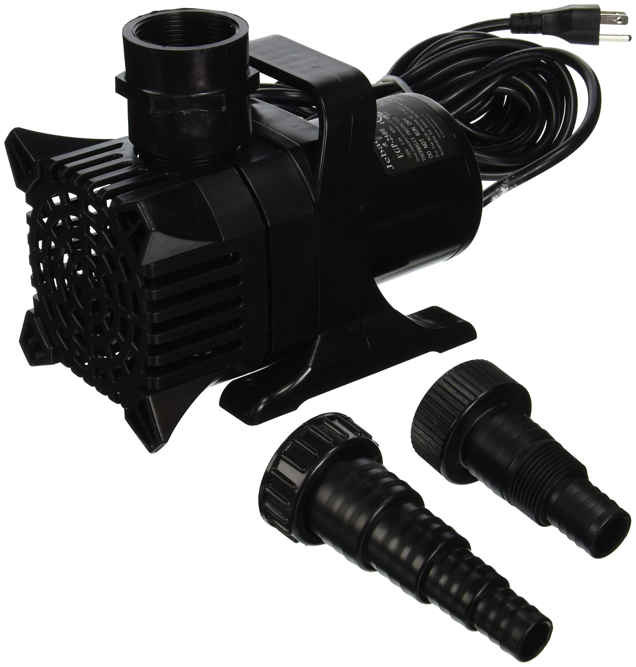 Algreen MaxFlo 9000 to 2500 GPH Pond and Waterfall Pump for Gardening by Algreen