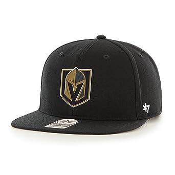 47 Brand Snapback Cap CAPTAIN Vegas Golden Knights Fanartikel