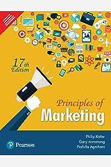 Principles of Marketing (17th Ed) Paperback