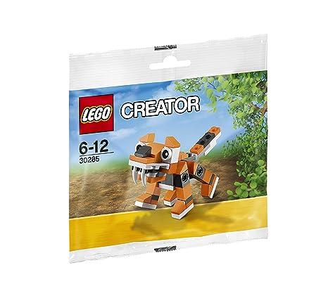 LEGO Creator: Tiger Establecer 30285 (Bolsas): Amazon.es ...