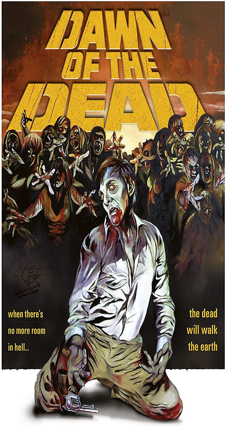 Romeros 24x36 Poster Dawn of the Dead George A
