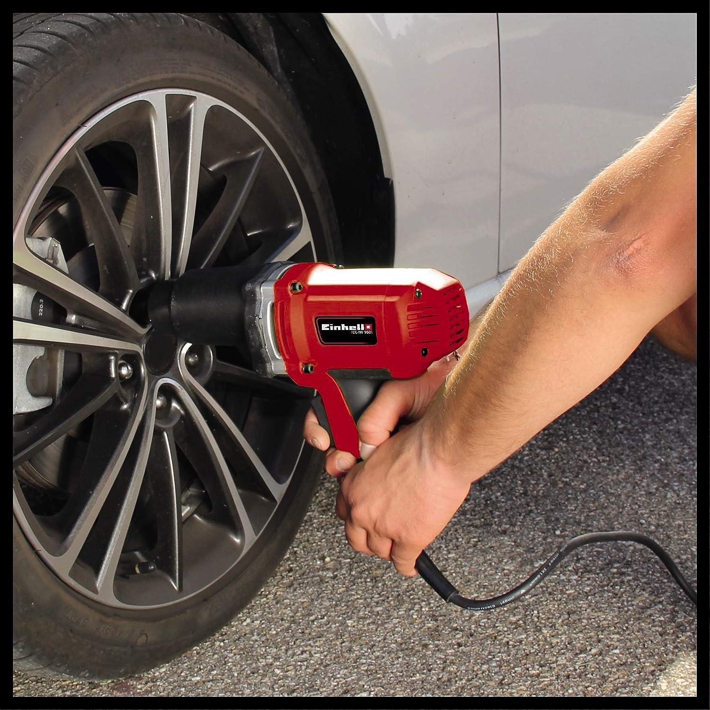 Einhell Clé à choc électrique CC-IW 950 pour changer les pneus 950 W