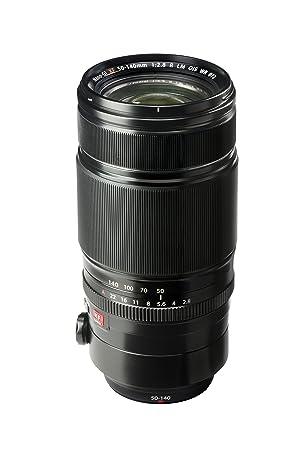 Fujifilm Fujinon XF50-140mm F2.8 R LM OIS WR Objektiv schwarz