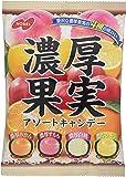 ノーベル 濃厚果実 90g×6袋