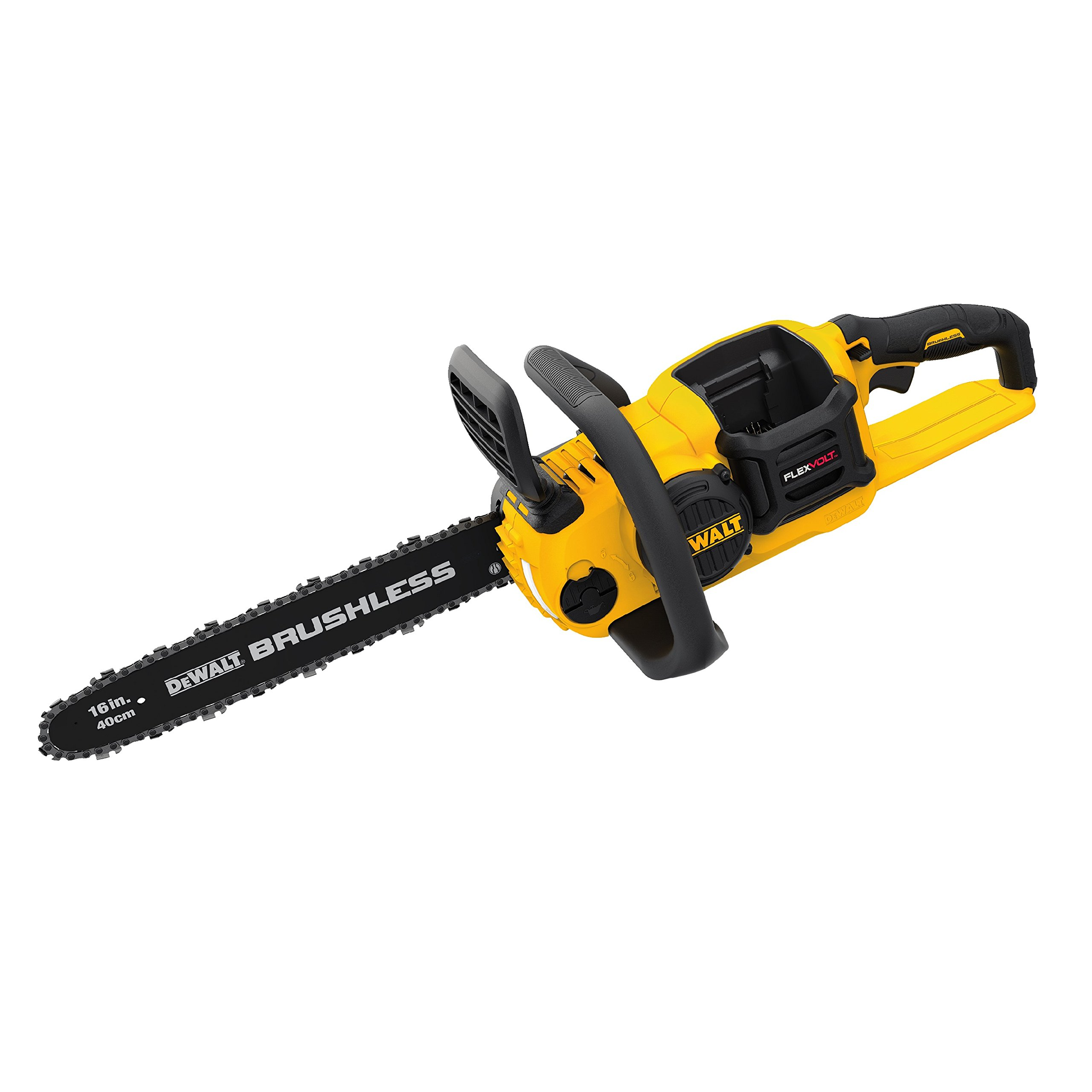 DEWALT DCCS670B Flexvolt 60V Max Brushless Cordless Chainsaw