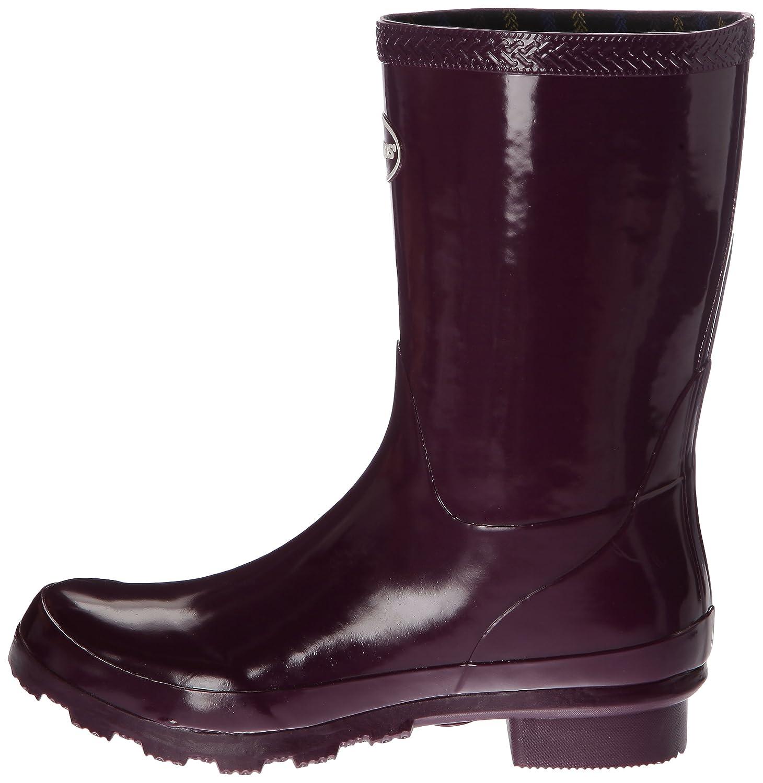 e11de134d8e1 Havaianas Unisex-Adult Helios Mid Rain Boots Aubergine