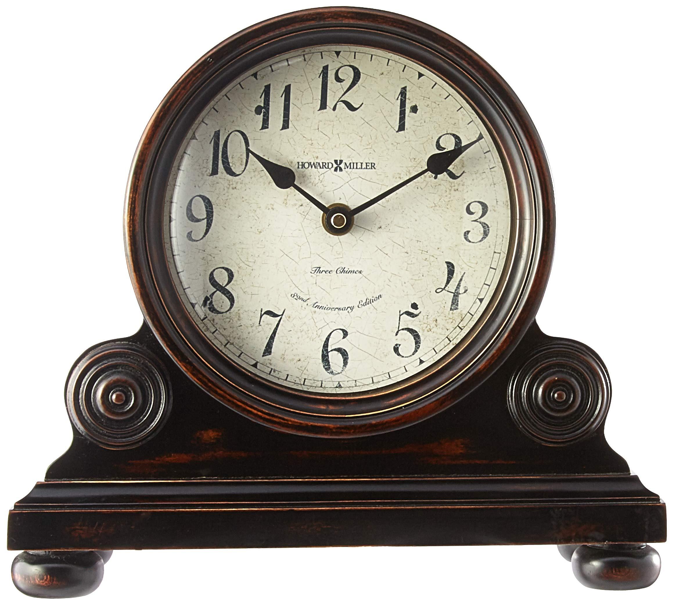 Howard Miller 635-150 Murray Mantel Clock by Howard Miller