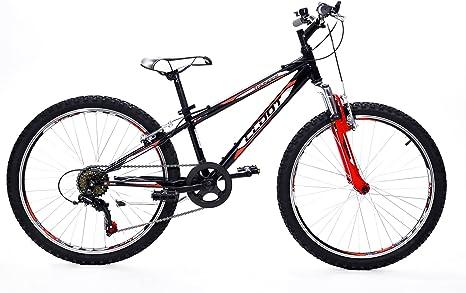 CLOOT - Bicicletas de niño 24 - MTB - Bici para niños de 24 ...