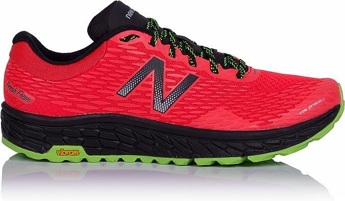 New Balance Hierro V2 Zapatillas para Correr (2E Width) - AW17-45.5: Amazon.es: Zapatos y complementos