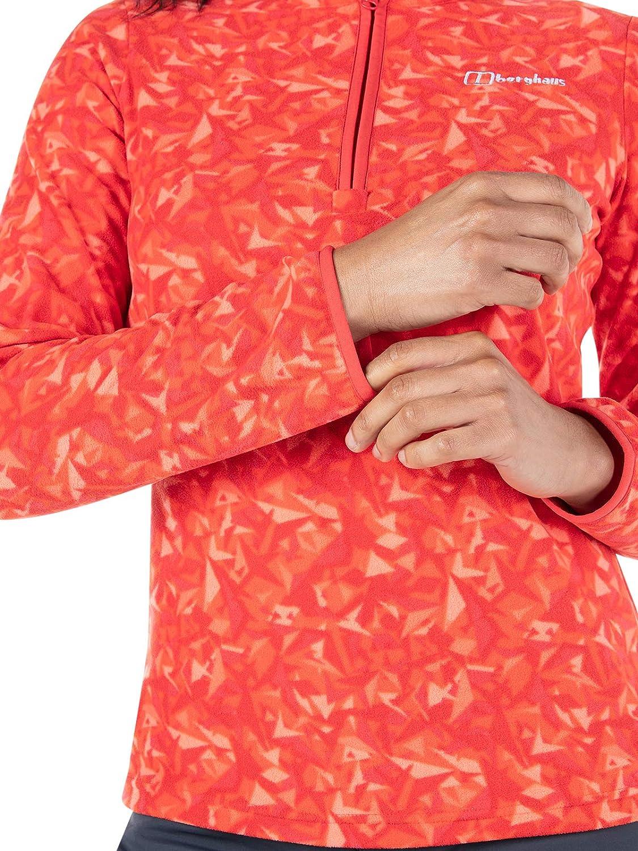 Berghaus Womens Mirage Half Zip Fleece