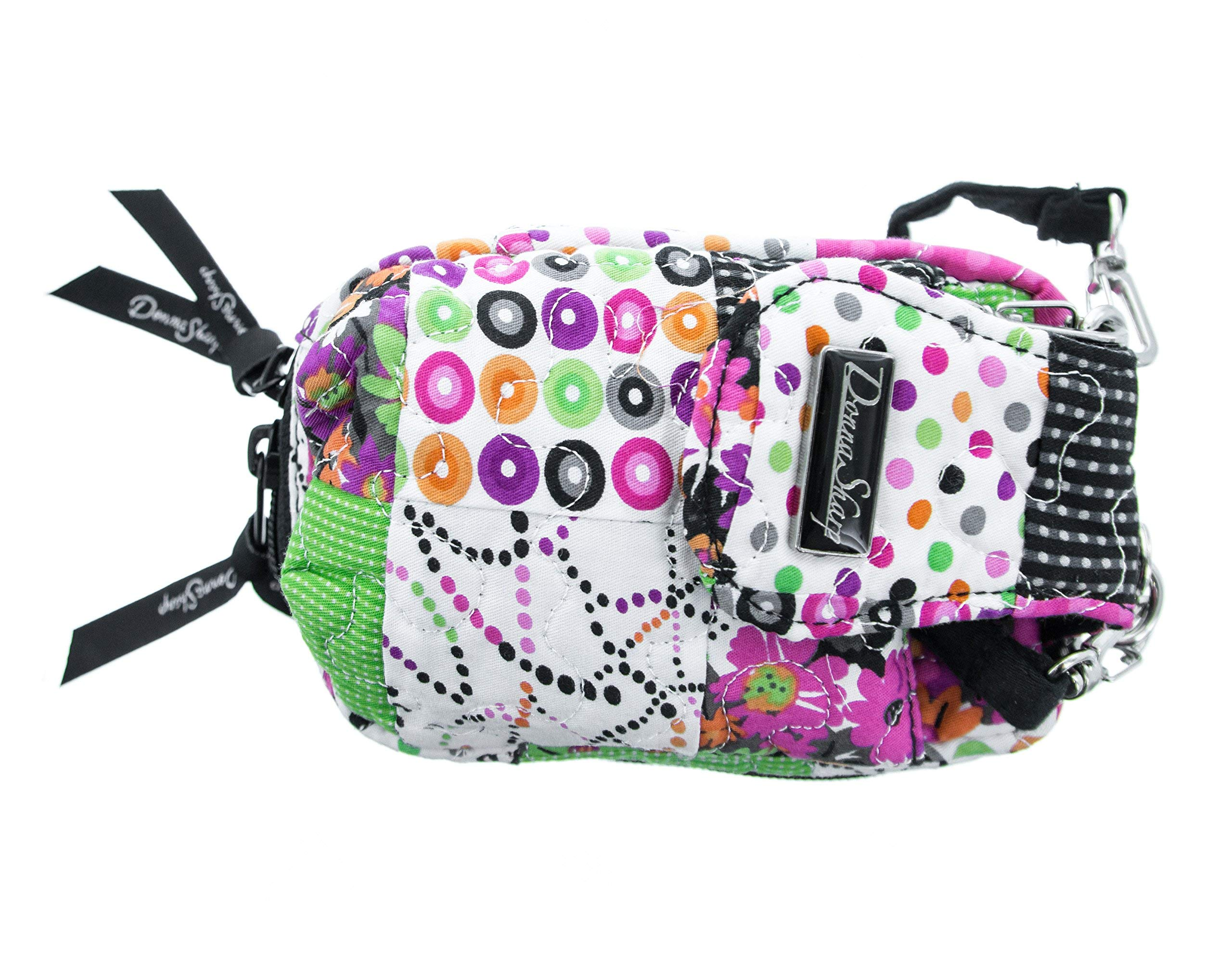 Donna Sharp Glam Patch Cell Phone Purse