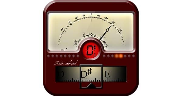 Pro Guitar Tuner: Amazon.es: Appstore para Android