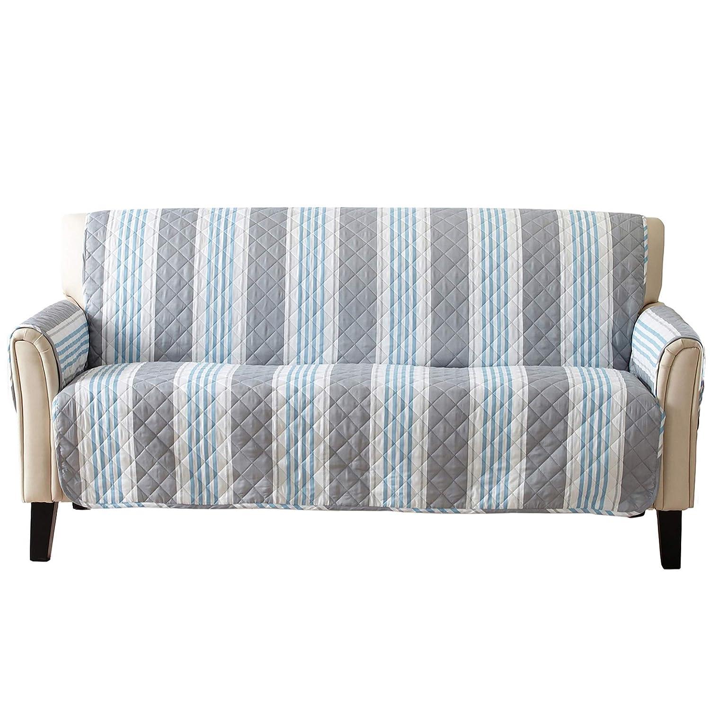 Sofa Saver Protector de Muebles Reversible Resistente a Las ...