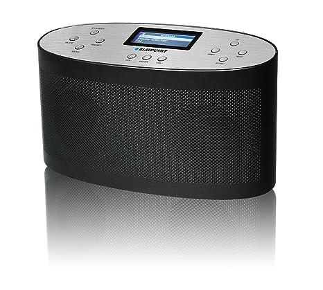 Blaupunkt IR 18e - Radio por internet (reproductor de música ...