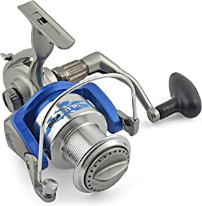 HURRICANE BF-3170/CP Bluefin Sz 70 Reel 3+1 Ball Bearing