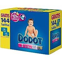 Dodot - Pañales para bebé, 112 pañales 11-16