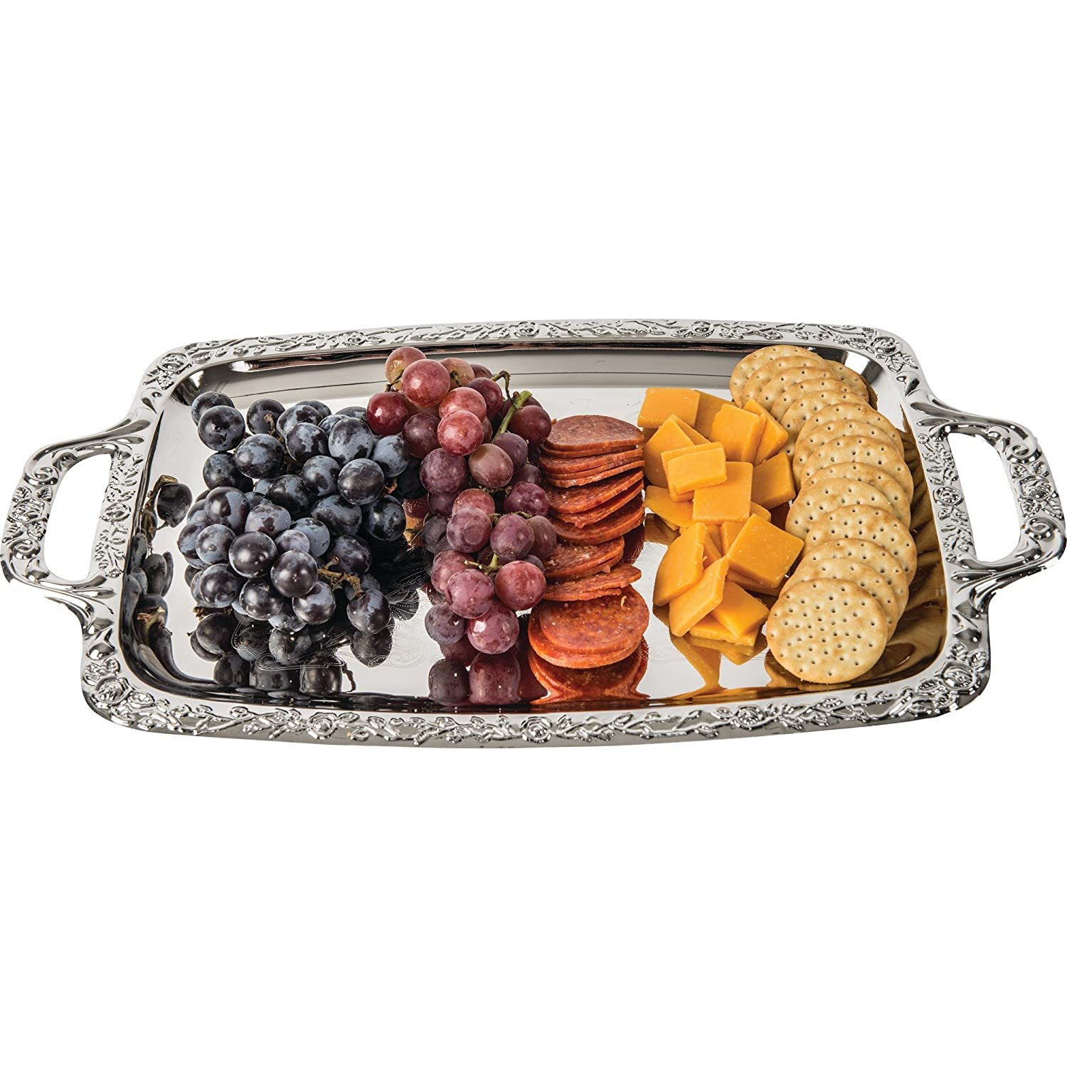 Serving Tray | Discount Kitchenware Items | Under $50 Gift Ideas For People Who Love To Cook