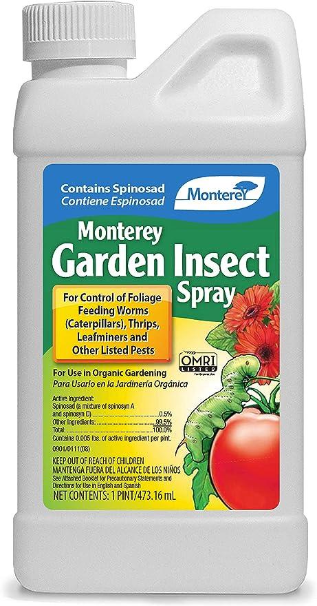 Monterey Garden Insect Spinosad Spray
