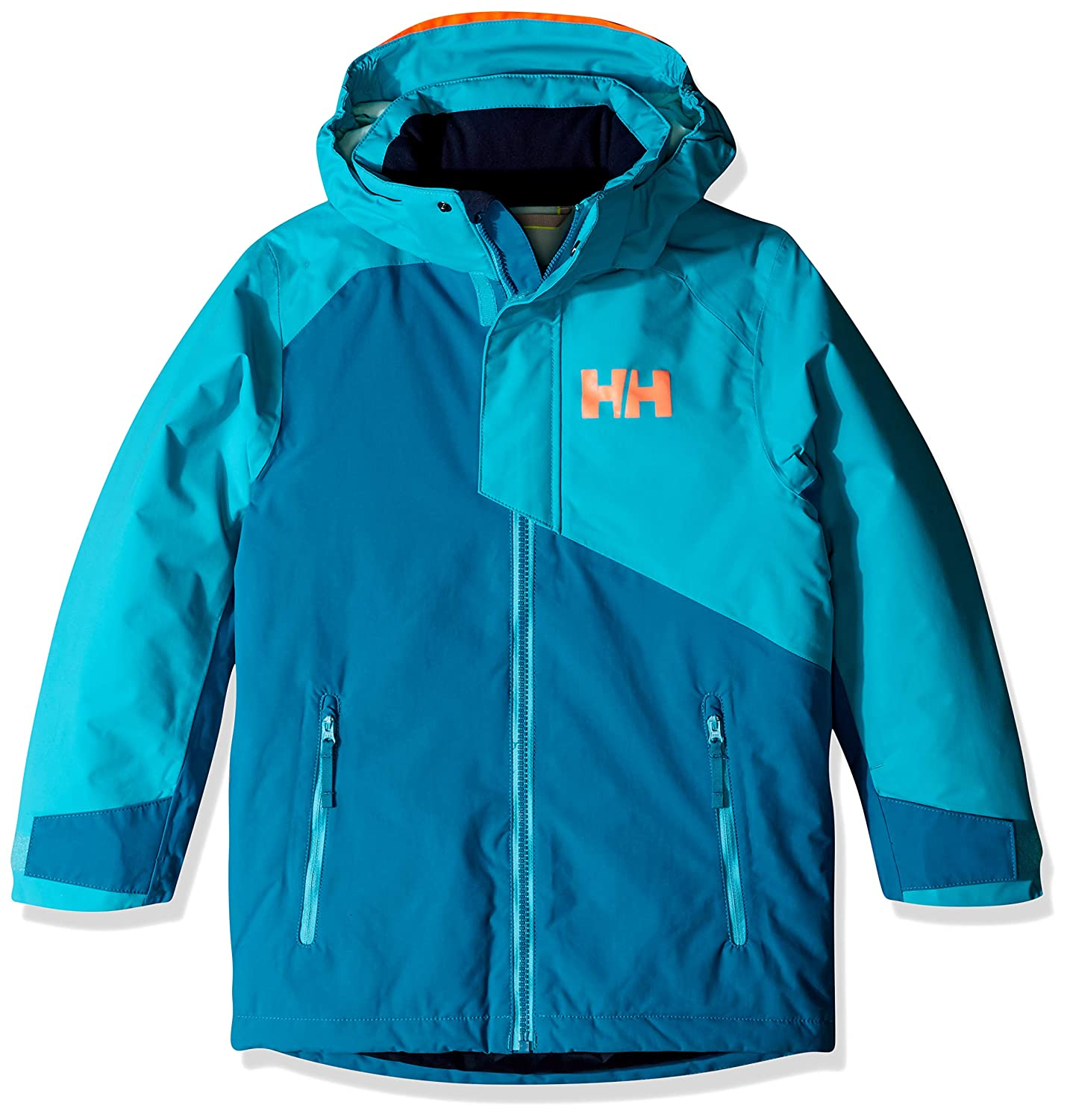 Helly Hansen Jungen Cascade Jacke, Bright Orange, 10