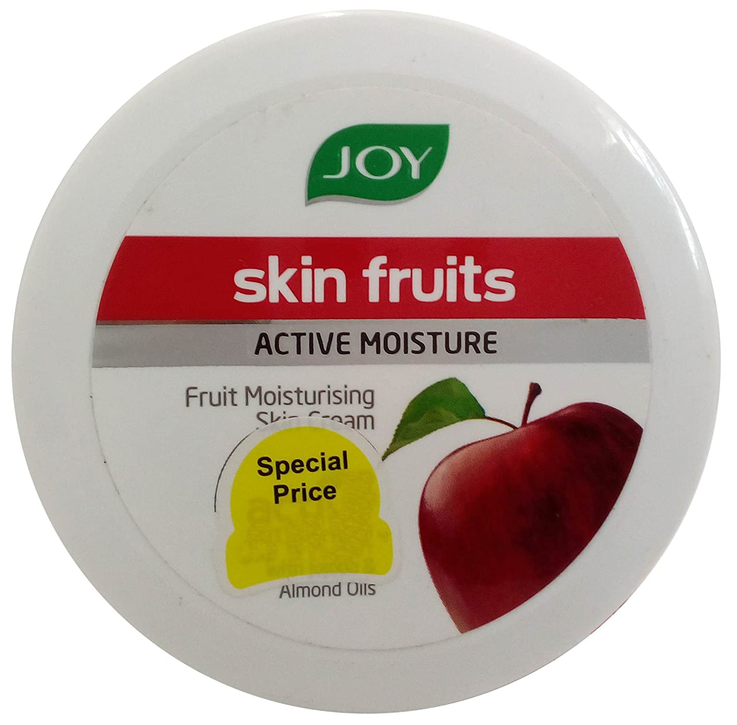 Joy Skin Fruits Active Moisture Fruit Moisturizing Cream