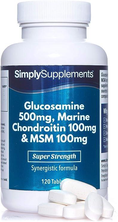 recenzii de glucosamină condroitină farmacist