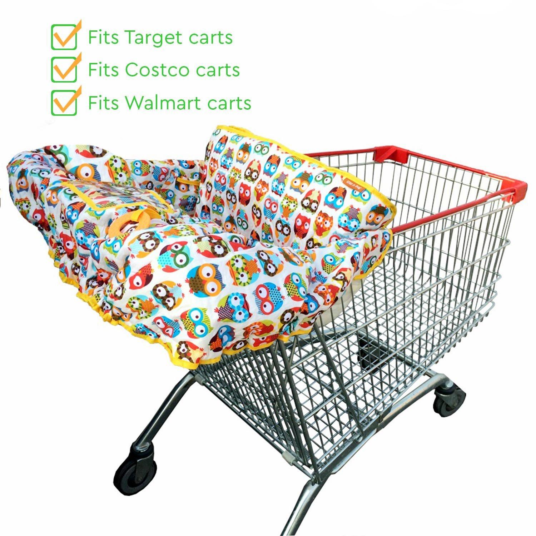 dcb62ffd40ec8 Amazon.com   2-in-1 Shopping Cart Cover