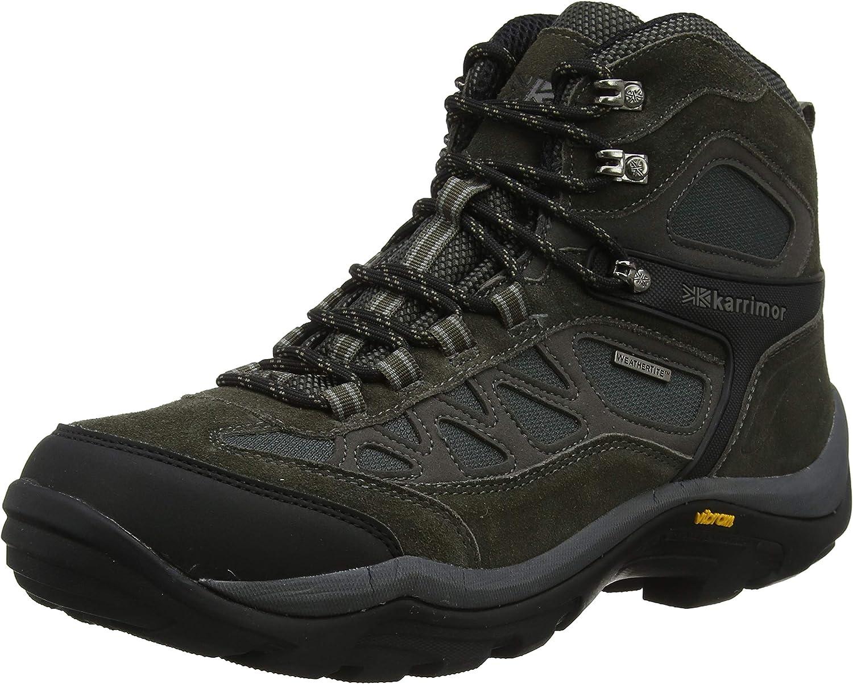Karrimor Bodmin Mid 5 Ladies Weathertite Hiking Boots Walking UK 4.5 RRP£100