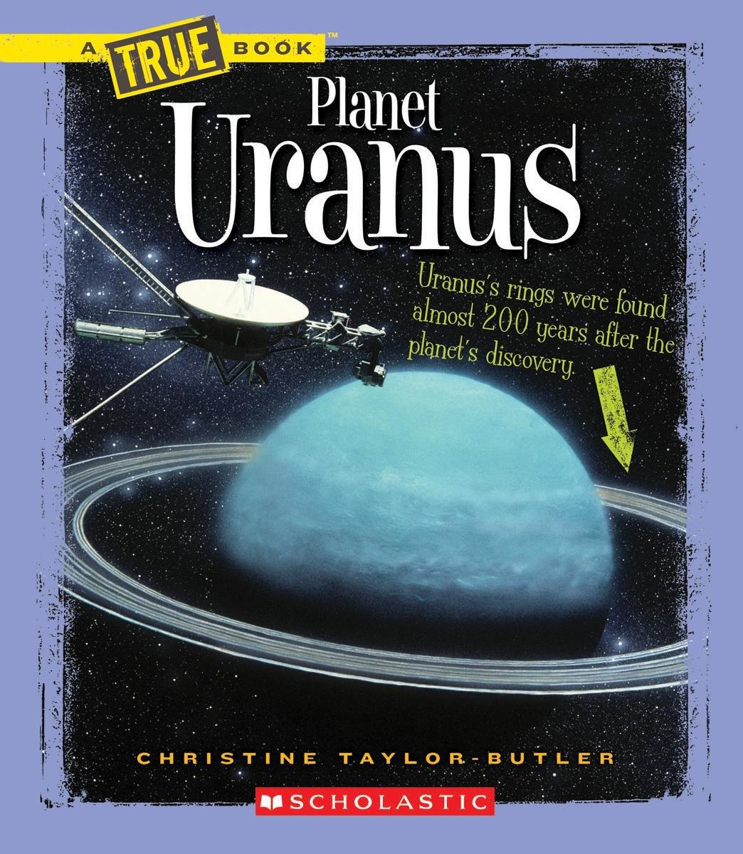 Planet Uranus (New True Books: Space (Paperback))